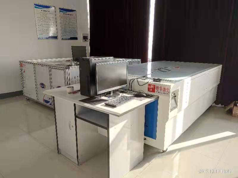 Solar Cell Tester Solar Panel Simulator, Cutting Machine EL machine installed in